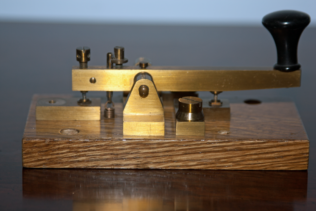KD2UJ Telegraphy - Non-US Keys